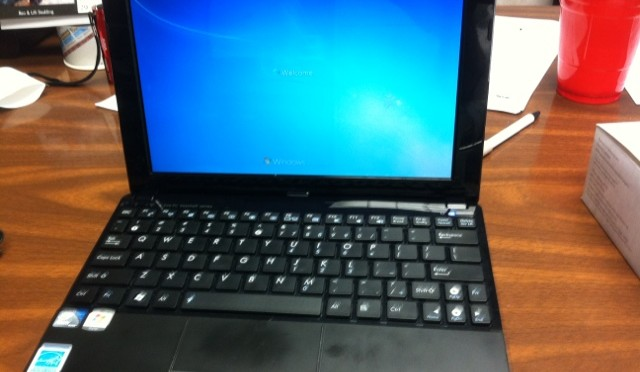 How to Install Windows 7 Starter on a Netbook with no CD/DVD Drive